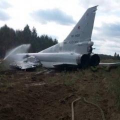 У Росії розбився Ту-22М3, що брав участь у навчаннях «Запад-2017»