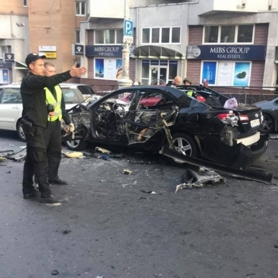 Мати дівчини, яка вижила після підриву авто у Києві, розповіла про її життя
