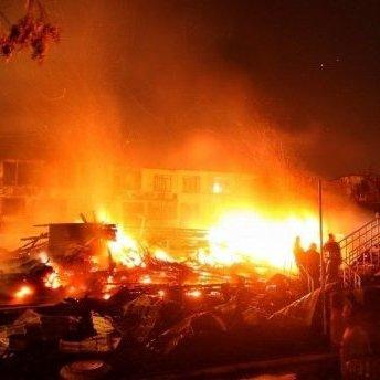Пожежа у дитячому таборі в Одесі: двом посадовцям оголошено підозру