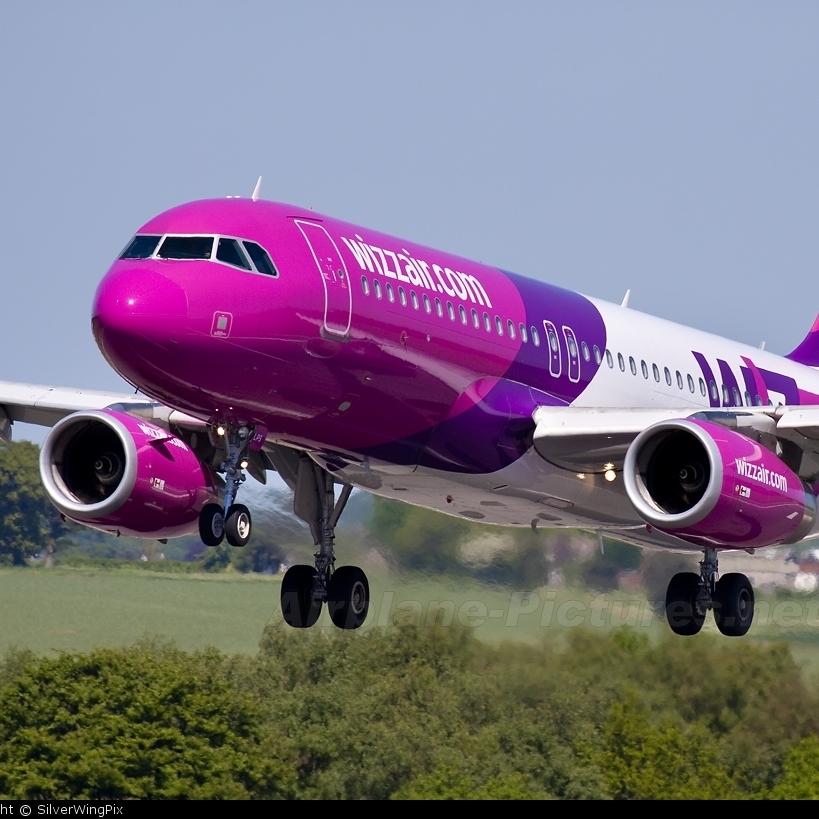 Wizz Air надав право купувати квитки без зазначення імені пасажира