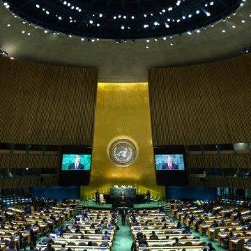 Звільнення українських заручників і політв'язнів буде одним із ключових питань в ООН, - Порошенко