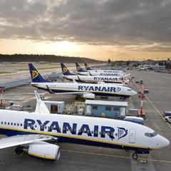 «Бориспіль» веде повторні переговори про вихід Ryanair на український ринок