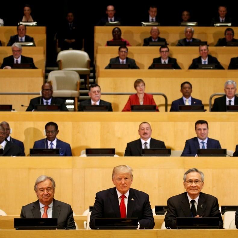 128 держав підписали декларацію про реформування ООН