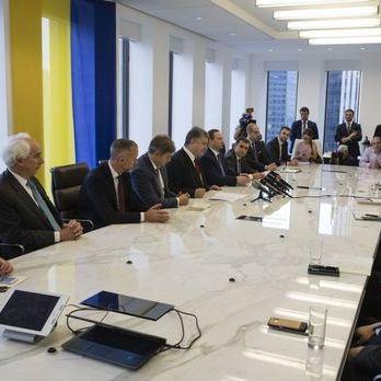 Україна залучила  млрд від розміщення єврооблігацій - Порошенко