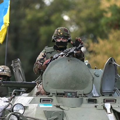 Доба в АТО: 14 обстрілів, двоє українських військових поранені