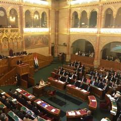 Нардеп  Шуфрич відвідав Угорський Парламент та підтримав «стурбованість»  Угорщини щодо українського Закону про освіту
