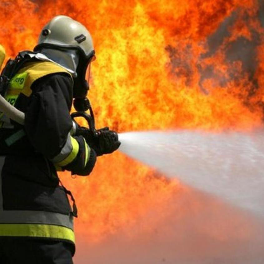 Внаслідок пожежі в Херсоні загинуло 3 людини, з них 2 - діти