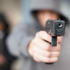 У Києві сталася стрілянина, є поранений (відео)