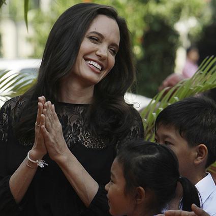 Фільм Анджеліни Джолі висунули на Оскар від Камбоджі