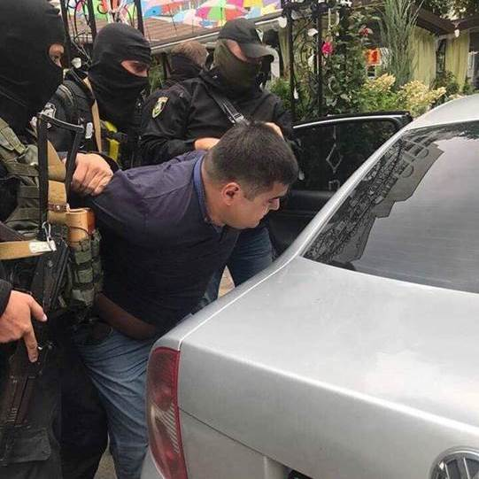 Поліцейські вчергове видворили з України «злодія в законі» «Тенго Гальського»