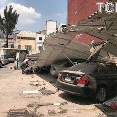 Мексику сколихнув землетрус магнітудою в 7,1 (фото, відео)
