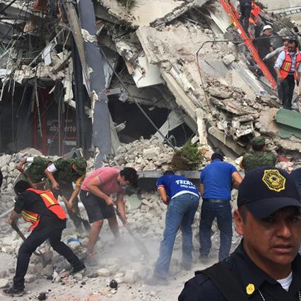 Більше сотні загиблих: у Мексиці стався потужний землетрус