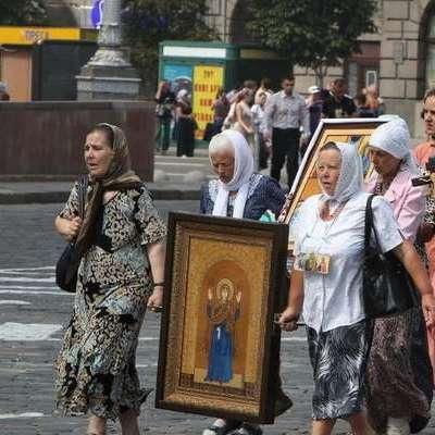 У Сумах московській церкві вперше не дозволили проводити хресний хід