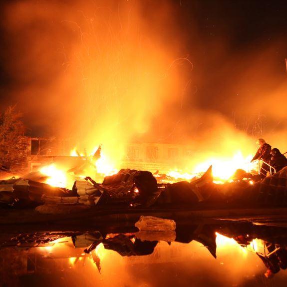 Кабмін дозволив позапланові перевірки пожежної безпеки