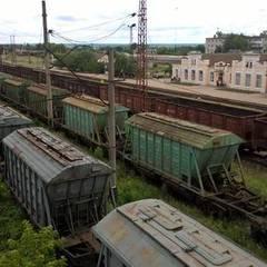 Росія запустила рух вантажних поїздів в обхід України
