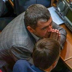 Депутата Сергія Мартиняка підловили із годинником вартістю в 21 тисячу доларів (фото)