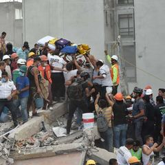Через землетрус у Мексиці загинули понад 230 людей, 1900 - поранені