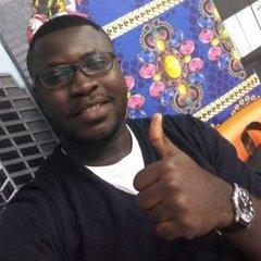 Африканський принц живе в українському гуртожитку (фото)