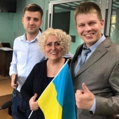 Бойовики включали Нелю Штепу до списків на звільнення - Ірина Геращенко