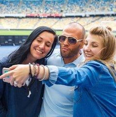 Джейсон Стетхем у Києві виявився двійником зірки (фото)