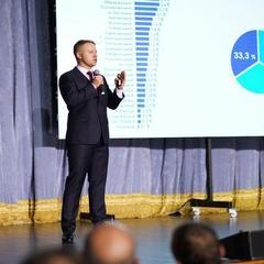 Горган презентував новий порядок розподілу бюджету Київщини (фото)