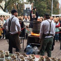Розпочався 11-ий фестиваль «На каву до Львова» (фото)