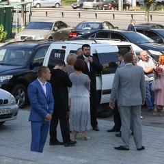 Службові авто ГПУ обслуговували весілля сина Луценка — «Схеми» (відео)
