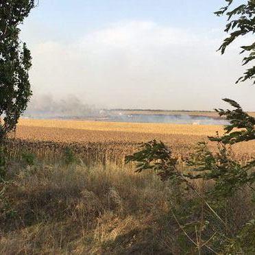 Під Маріуполем пролунали вибухи на складі боєприпасів