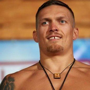 Український боксер Усик здійснив давню мрію: опубліковано фото