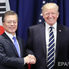 США розгорнуть у Південній Кореї сили стратегічного призначення