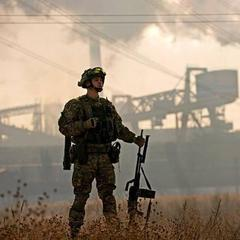 Увечері і вночі бойовики тричі били з різних видів гранатометів, великокаліберних кулеметів та стрілецької зброї у районі Авдіївської промзони та Кам'янки
