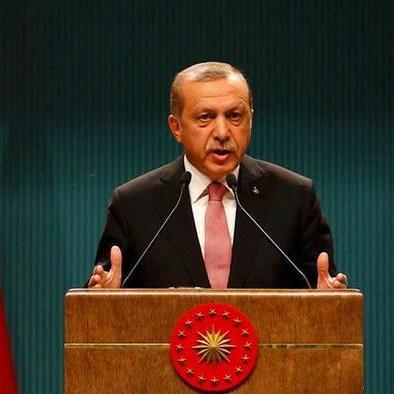 Виступ президента Туреччини у Нью-Йорку закінчився масовою бійкою (відео)