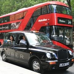 В Uber відібрали ліцензію у Лондоні, - ЗМІ