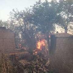 Російські терористи обстріляли житлові квартали Зайцевого Гранітного, - штаб АТО