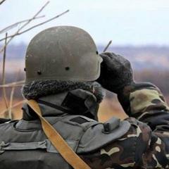 З початку доби на території зони АТО загинув один український військовослужбовець