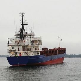 П'яні росіяни посадили на мілину вантажне судно біля берегів Швеції