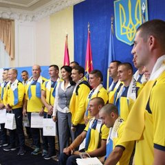Україна здобула першу медаль на Іграх нескорених-2017