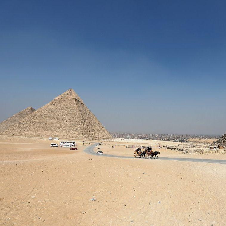Вчені розкрили технологію будівництва пірамід Стародавнього Єгипту