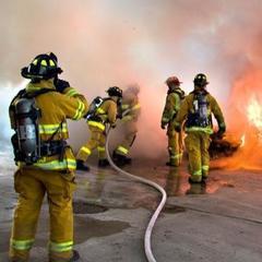 Українські пожежники отримали форму від канадських колег (відео)