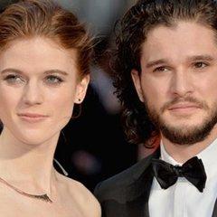Актори серіалу Гра престолів Кіт Харінгтон і Роуз Леслі одружуються