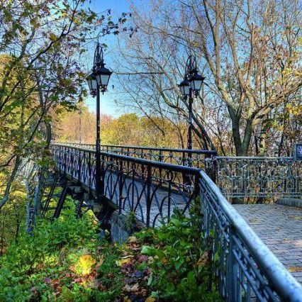 Зі столичного мосту закоханих збирається стрибнути хлопець (фото)