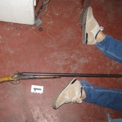 В Одеській області підліток вистрілив собі в голову із рушниці через сварку із дівчиною