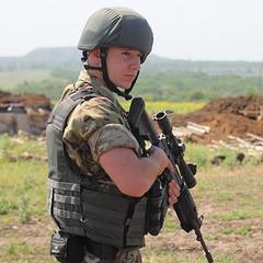 На Приморському напрямку противник застосовував озброєння БМП, - штаб АТО