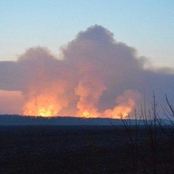 На найбільшому складі ЗСУ поблизу Вінниці вибухають боєприпаси (відео)