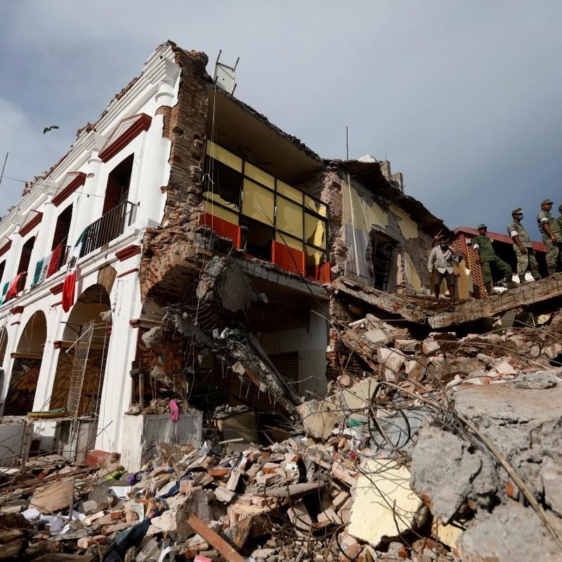 Землетрус у Мексиці: кількість загиблих збільшилася