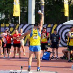 Українці вже здобули 5 медалей на Іграх нескорених