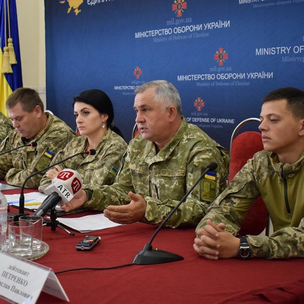 У Києві відбувся брифінг на тему психічного здоров'я учасників АТО