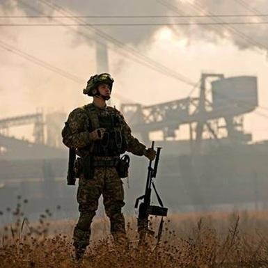 Російські найманці обстріляли Авдіївську промзону із гранатометів і танків, - штаб
