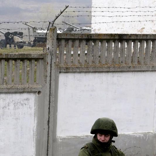 Росія хоче відгородити окупований Крим від України 50-кілометровою стіною