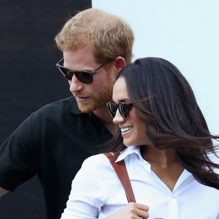 Принц Гаррі та Меган Маркл вперше з'явилися разом на публіці (фото)